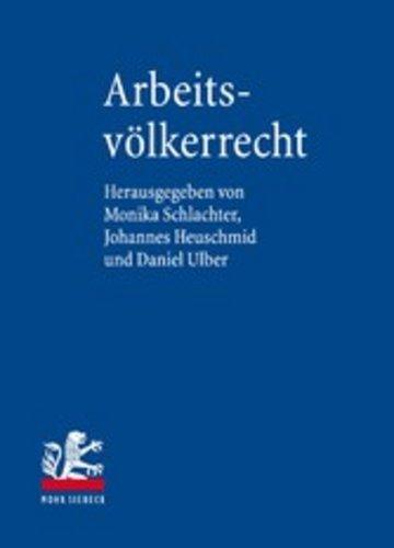 eBook Arbeitsvölkerrecht Cover