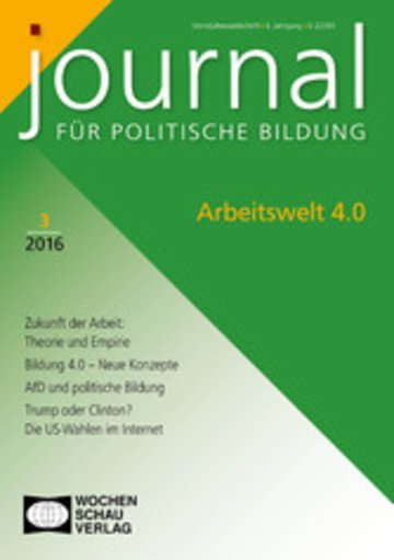 eBook Arbeitswelt 4.0 Cover