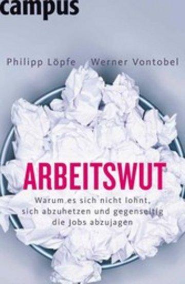 eBook Arbeitswut Cover