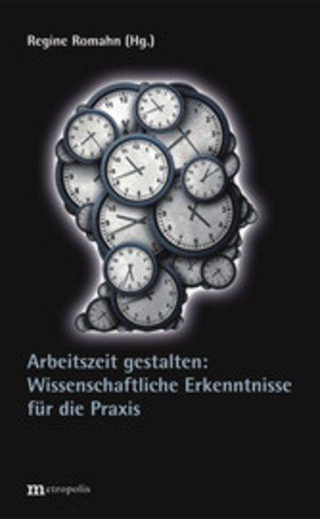 eBook Arbeitszeit gestalten Cover