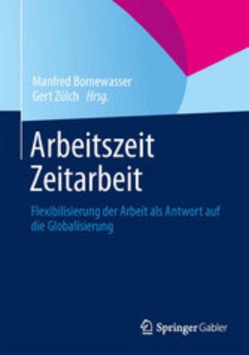 eBook Arbeitszeit - Zeitarbeit Cover