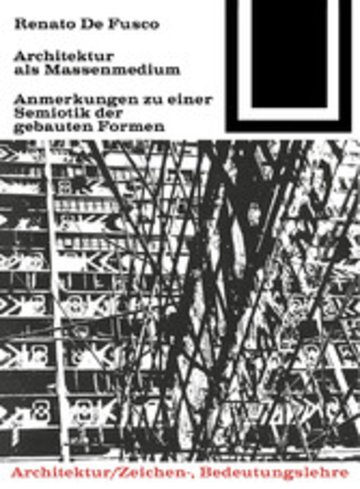 eBook Architektur als Massenmedium Cover