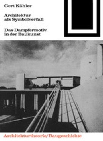 eBook Architektur als Symbolverfall Cover