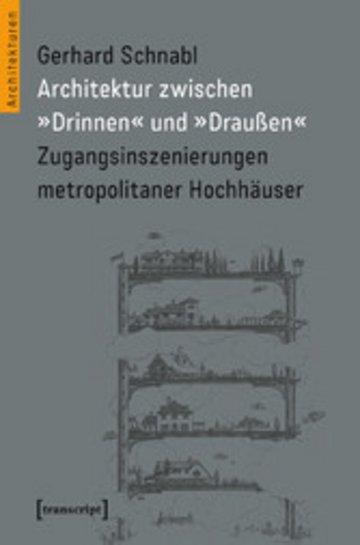 eBook Architektur zwischen »Drinnen« und »Draußen« Cover