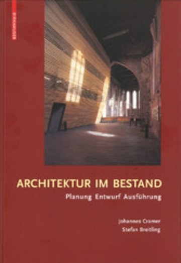 eBook Architektur im Bestand Cover
