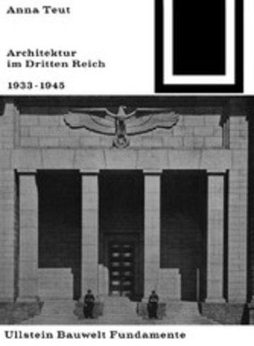 eBook Architektur im Dritten Reich 1933 - 1945 Cover