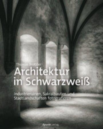 eBook Architektur in Schwarzweiß Cover