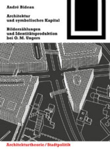 eBook Architektur und symbolisches Kapital Cover