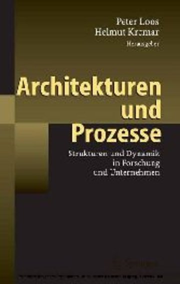 eBook Architekturen und Prozesse Cover