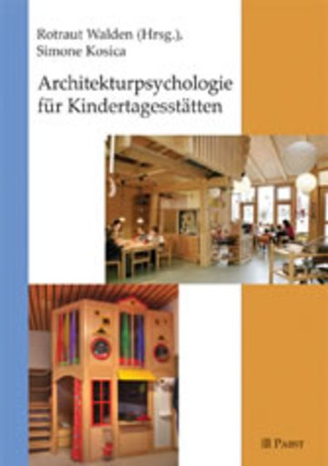 eBook Architekturpsychologie für Kindertagesstätten Cover
