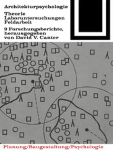 eBook Architekturpsychologie Cover