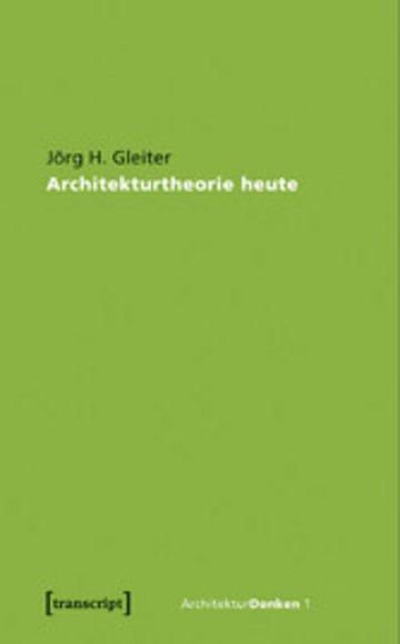eBook Architekturtheorie heute Cover