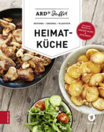 eBook ARD-Buffet. Heimatküche Cover