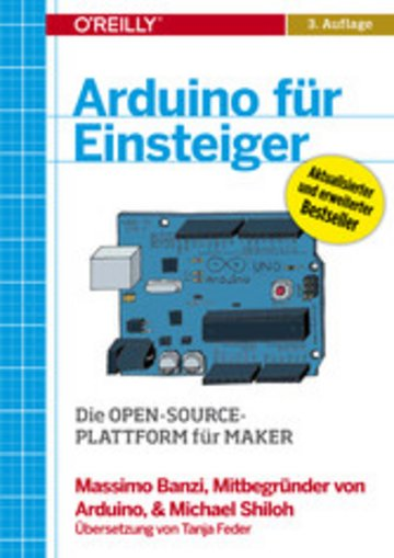 eBook Arduino für Einsteiger Cover