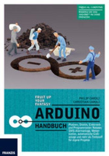 eBook Arduino Handbuch Cover
