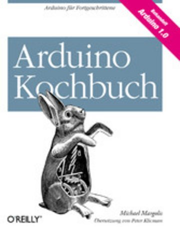 eBook Arduino-Kochbuch Cover