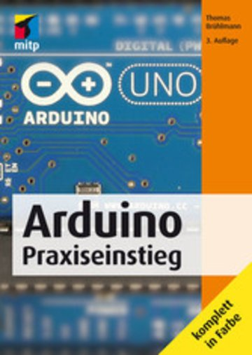 eBook Arduino Praxiseinstieg (mitp Professional) Cover