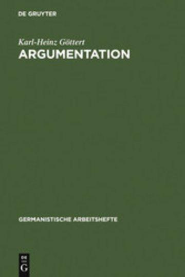 eBook Argumentation Cover