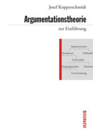 eBook Argumentationstheorie zur Einführung Cover