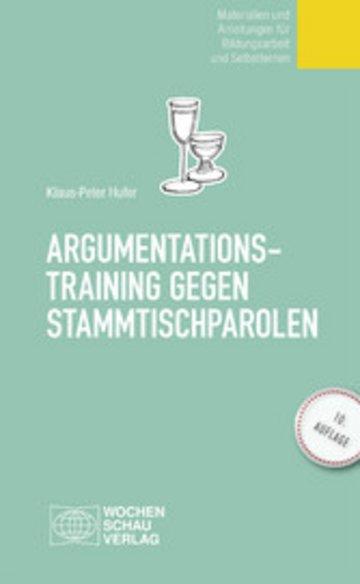 eBook Argumentationstraining gegen Stammtischparolen Cover