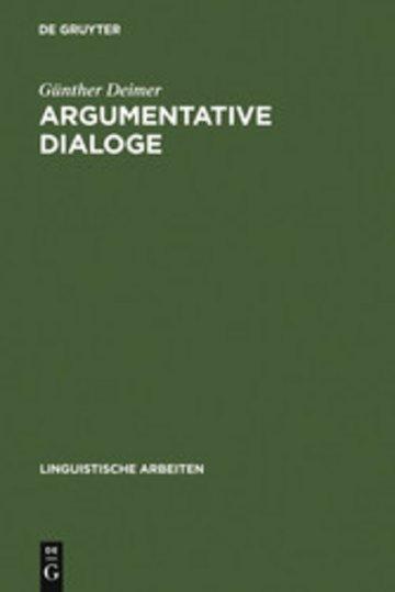 eBook Argumentative Dialoge Cover