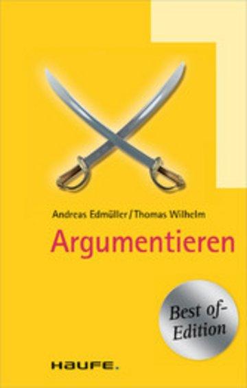 eBook Argumentieren - Best of Edition Cover