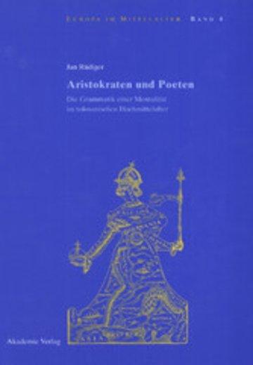 eBook Aristokraten und Poeten Cover