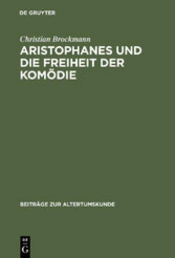 eBook Aristophanes und die Freiheit der Komödie Cover