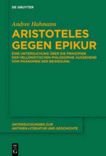 eBook Aristoteles gegen Epikur Cover