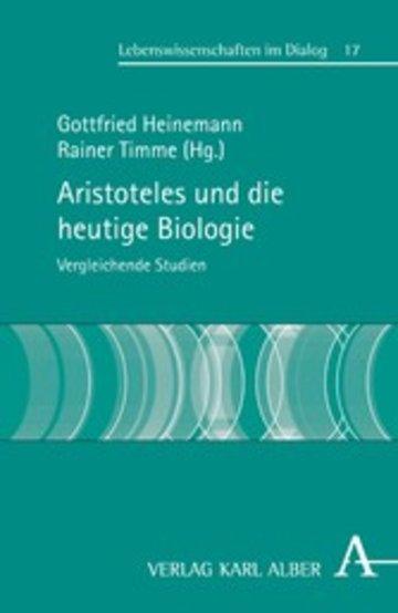 eBook Aristoteles und die heutige Biologie Cover