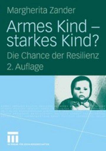 eBook Armes Kind - starkes Kind? Cover