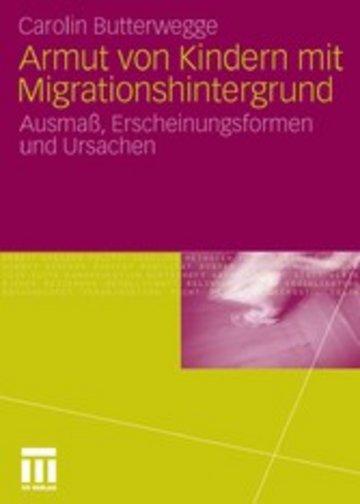 eBook Armut von Kindern mit Migrationshintergrund Cover