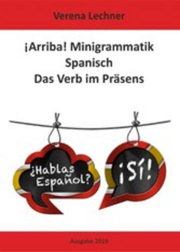 eBook ¡Arriba! Minigrammatik Spanisch Cover