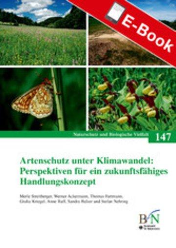 eBook Artenschutz unter Klimawandel: Perspektiven für ein zukunftsfähiges Handlungskonzept Cover