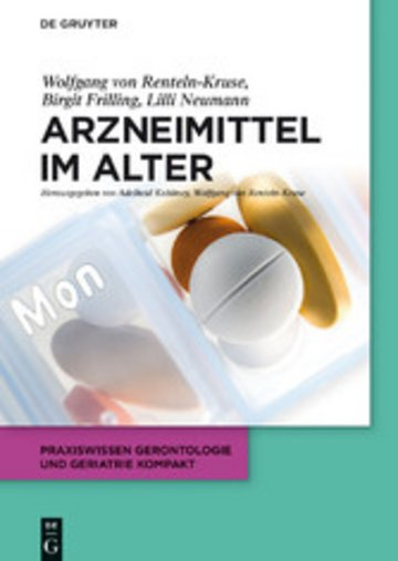 eBook Arzneimittel im Alter Cover