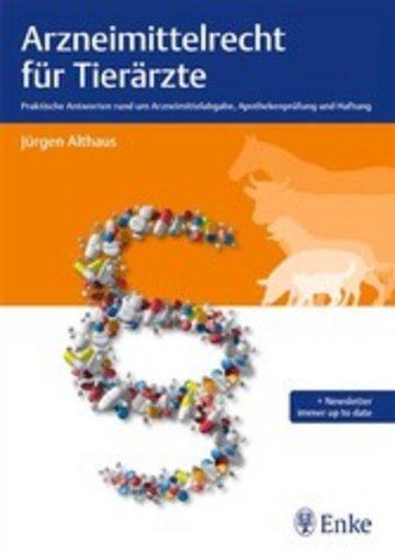 eBook Arzneimittelrecht für Tierärzte Cover