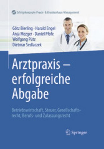 eBook Arztpraxis - erfolgreiche Abgabe Cover
