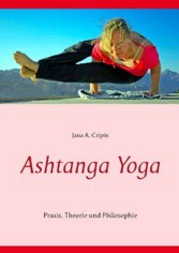 eBook Ashtanga Yoga Cover