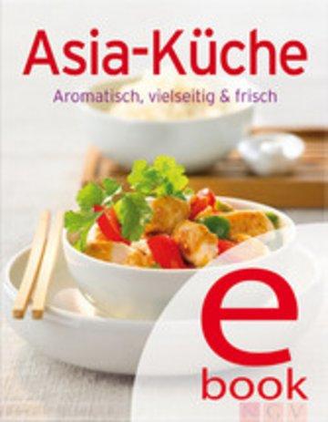 eBook Asia-Küche Cover