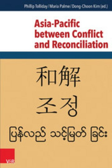 eBook Asia-Pacific between Conflict and Reconciliation Cover