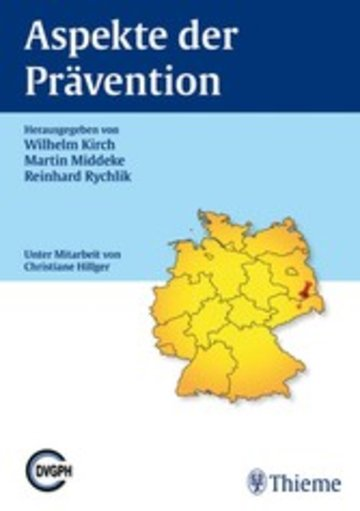 eBook Aspekte der Prävention Cover