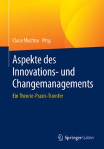 eBook Aspekte des Innovations- und Changemanagements Cover