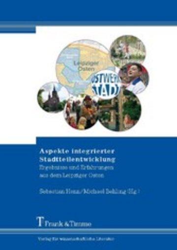 eBook Aspekte integrierter Stadtteilentwicklung Cover