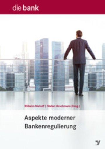 eBook Aspekte moderner Bankenregulierung Cover