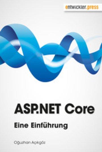 eBook ASP.NET Core Cover