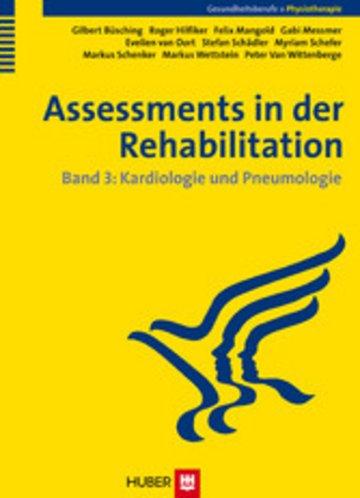 eBook Assessments in der Rehabilitation 3 Cover