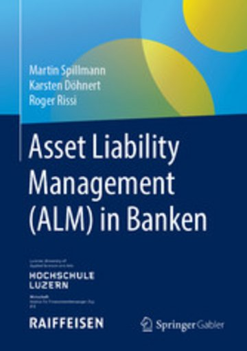 eBook Asset Liability Management (ALM) in Banken Cover