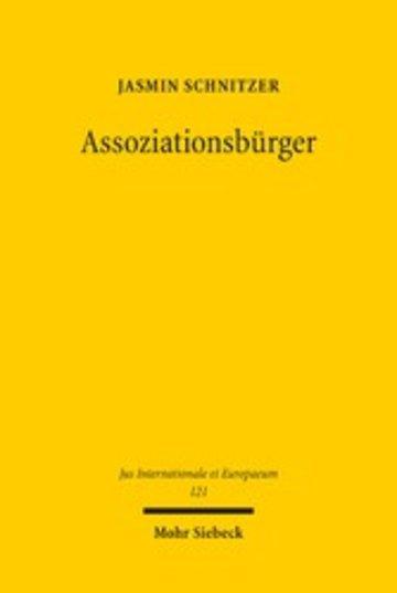 eBook Assoziationsbürger Cover