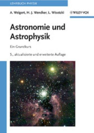 eBook Astronomie und Astrophysik Cover