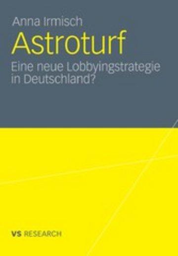 eBook Astroturf Cover